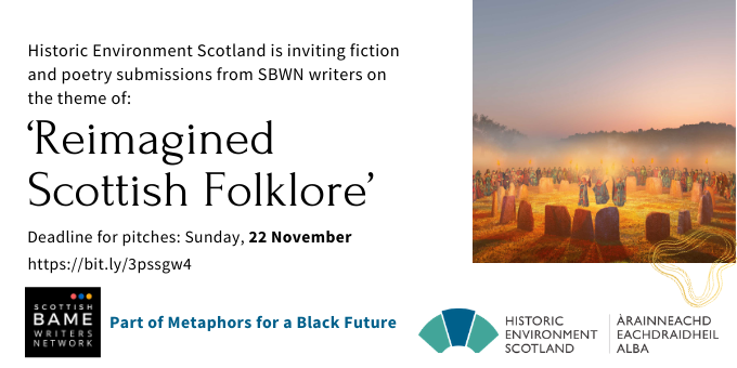 Submissions Call for Historic Environment Scotland on 'Reimagined Scottish Folklore'