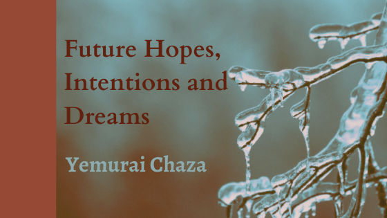 Future Hopes, Intentions and Dreams